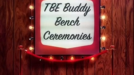 Buddy Bench Ceremonies TBE