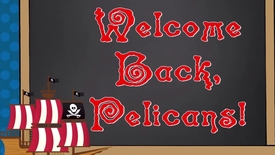 PES Welcome Back To School 2016 Pt. 1