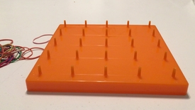 How to use a Geoboard