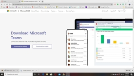Download Microsoft Teams on Personal Device