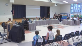 April 12th, 2016: School Board Meeting