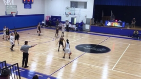 girls basketball vs. village school 2