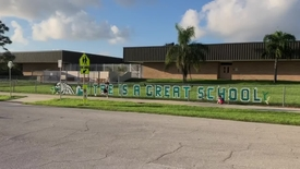 Kate's School Banners Ad