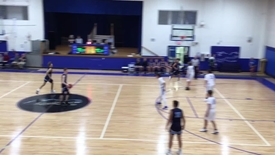 Boys basketball vs village school 4