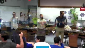 Burmese Python Video Conference for HS Biology (session 1. period 2)